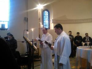 Stephe's ordination