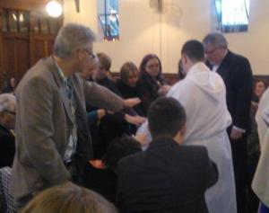 Stephe's ordination