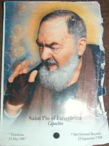 Saint Pio of Pietreleina