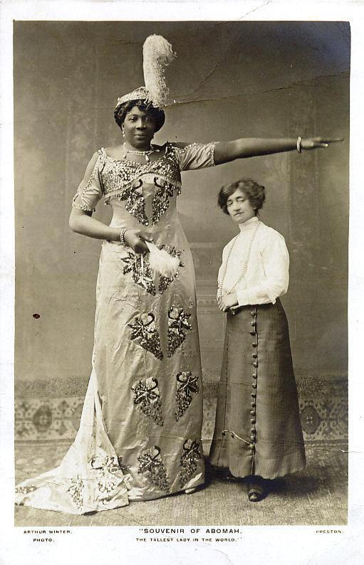 Abomah African Giantess