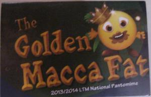 The Golden Macca Fat