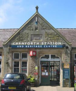 Carnforth Station and Heritage Centre
