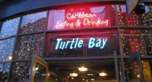 Turtle Bay Caribbean Restaurant - Manchester
